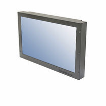 panel mount industrial LCD monitor 7U, 21.5"
