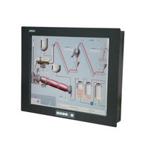 panel mount industrial LCD monitor  C.J.B. Computer Job Srl