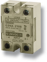 panel mount solid state relay 5 - 90 A | G3NA OMRON Electronics