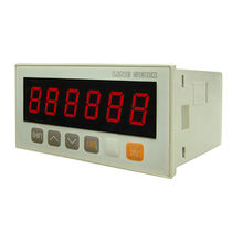 panel mount tachometer 45 x 92 mm | F90 series Line Seiki