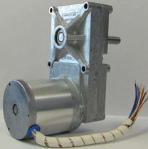 parallel shaft brushless DC helical gearmotor 12 - 32 VDC, max. 250 lb.in Merkle-Korff