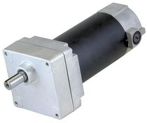 parallel shaft DC helical gearmotor 0.19 - 0.4 HP, 12 - 240 VDC | PLC Series Allied Motion