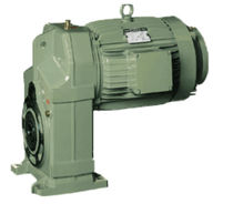 parallel shaft electric helical gearmotor 33 kW, max. 3.000 Nm | PE, PEK FIMET Motori & Riduttori S.p.a.