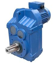 parallel shaft electric helical gearmotor max. 18 000 Nm, 0.18 - 200 kW | F Series Shanghai SGR Heavy Industry Machinery Co., Ltd.