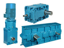 parallel shaft spiral bevel gear reducer i= 1.25:1 - 710:1, 1 000 - 800 000 Nm | POSIRED 2 PIV Drives