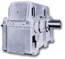 parallel shaft spiral bevel gear reducer i = 15000:1, max. 6 000 000 lb.in Nuttall Gear