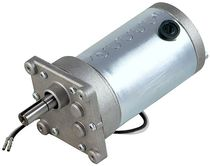 parallel shaft spur DC electric gearmotor 0.11 HP, 12 - 240 VDC | PLB Series Allied Motion
