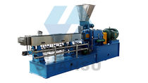 parallel twin screw extruder max. 1100 kg/h | SSJP  Qingdao Shansu Plastic Extrusion Equipment