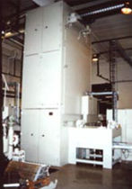 paternoster furnace 200 - 750 °C | VPU series WEISS TECHNIK France