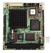 PC/104 CPU module AMD&reg; Geode&amp;trade; LX800, 500MHz, max. 1 GB | Em104-a5362 Arbor