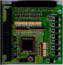 PC/104 I/O card  Micro Technic