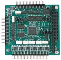 PC/104 I/O card 32 channel | 104-I32IO EVOC Intelligent Technology Co., Ltd.