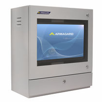 "PC enclosure for industrial environment 22"", IP54, NEMA4 