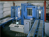PCB laminating machine 1 700 t ACCUDYNE ENGINEERING and EQUIPMENT COMPANY