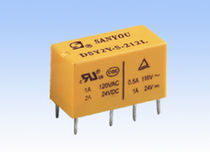PCB miniature relay 1 A, 120 V AC | DSY2Y Dongguan Sanyou Electrical Appliances