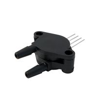PCB-mountable pressure sensor: temperature compensated and calibrated HCL / HDO / HRO  Sensortechnics c/o First Sensor AG