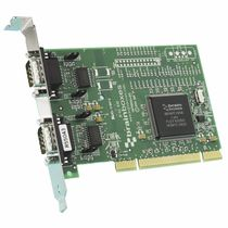 PCI bus interface card uPCI 2XRS232 POS 0.5A | UP-869 Brainboxes