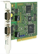 PCI - CAN communication interface card 2 x CAN, 1 x LIN | iPC-I XC16/PCI IXXAT Automation
