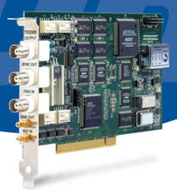 PCI card: arbitrary waveform generator 125 MS/s, 100 µHz - 50 MHz | 5300 Tabor Electronics