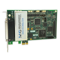 PCI Express data acquisition card 16 bit, 100 kS/s | PCIe-DAS1602/16 Measurement Computing
