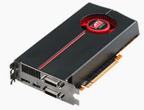 PCI Express graphics card ATI Radeon™ HD 5770 AMD