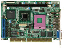 PCI / ISA CPU board Intel® Core™2 Duo/Celeron® M, max. 2 GB | PCISA-9652 IEI Technology Corp.