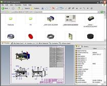 PDM software (product data management) SolidWorks Enterprise PDM SOLIDWORKS