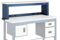 pedestal workbench  IAC INDUSTRIES