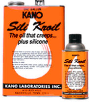 penetrating oil with silicone SiliKroil KANO