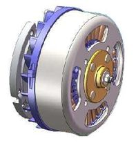 permanent magnet alternator for wind turbine 600 - 3 000 W | PMG-WG  series Nuova Saccardo Motori