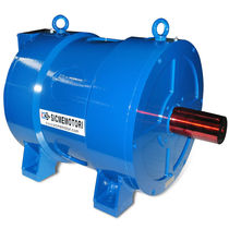 permanent magnet alternator for wind turbine 4 - 150 kW | SWCn series Sicme Motori