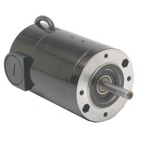 permanent magnet DC electric motor 1/16 - 1/3 HP, IP40, RoHS | 33A Series BODINE ELECTRIC COMPANY
