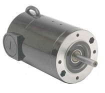 permanent magnet DC electric motor 42 - 244 W, IP40, RoHS | 33A metric Series BODINE ELECTRIC COMPANY