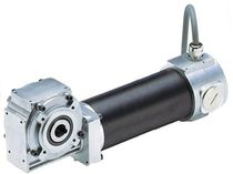permanent magnet DC electric worm gearmotor 63 - 500 W | tendo®-PM series MAYR
