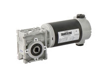 permanent magnet DC electric worm gearmotor 0.10 - 0.80 kW, 1 - 130 Nm | ECM series Transtecno