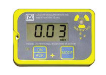 personal digital dosimeter max. 9.9 Sv/h | Model 25 series LUDLUM MEASUREMENTS