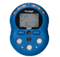 personal multi-gas detector Protégé SCOTT SAFETY EMEA