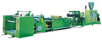 PET sheet extrusion line  Ching Hsing Iron Works Co., Ltd.