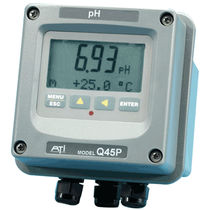 pH / ORP controller Q45P/R Analytical Technology
