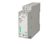 phase and temperature control relay ST, ST-D FANOX ELECTRONIC