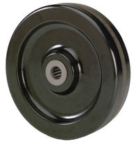 phenolic resin wheel ø 3'' - 18'', 400 - 8 000 lb | DU series RWM Casters