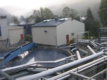 physico-chemical water treatment unit  Austep