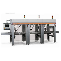 pick and place packaging robotic cell max. 140 p/min | FlexPicker� LoeschPack - Verpackungstechnik