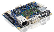 Pico-ITX embedded single board computer Dual Core, 1 GHz, max. 4 GB | KTA55 Kontron America