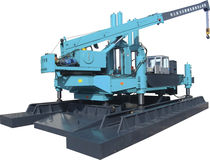 pile driver 80 - 1 200 t | ZY J series SUNWARD INTELLIGENT EQUIPMENT CO.,LTD.