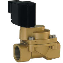 "pilot operated 2-way solenoid valve 1/4"" - 2"", 40 bar 
