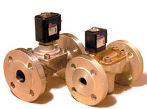 pilot operated 2-way solenoid valve DN 15 - 50 mm, 3.9 - 45 m³/h | 28 series Zimmer Automation