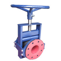 pinch valve MP OB/CB series Weir Minerals