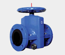 pinch valve MCV Warren - Morrison Valves Ltd.