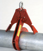 pipe / round stock handling clamp 0.204 - 3.175 t | CCPG series The Crosby Group